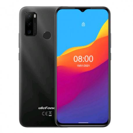 Ulefone Note 10 Dual LTE 32GB 2GB RAM Black (6937748734062) - EU Spec