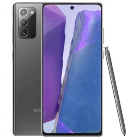Samsung N981B-DS Galaxy Note 20 Dual 5G 256GB 8GB RAM Mystic Grey (Doublesealed) (8806090597367) - EU Spec