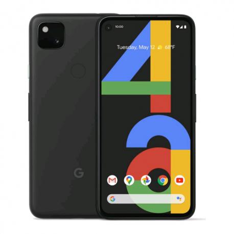 Google Pixel 4a 128GB 6GB RAM Versione UK Just Black EU