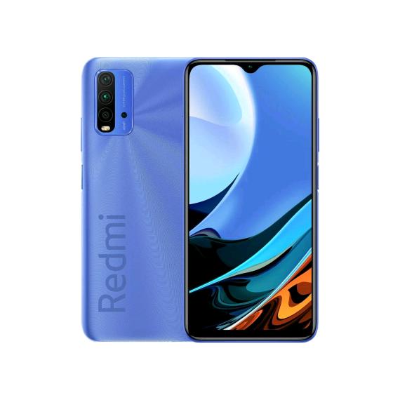 Xiaomi Redmi 9T Dual LTE 64GB 4GB RAM Twilight Blue (6934177731334) - Global spec with warranty