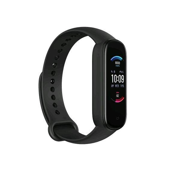 Amazfit Xiaomi Amazfit Band 5 Black (A2005) (6972596101598) - Global spec with warranty