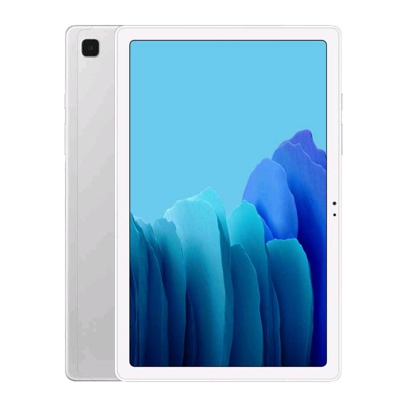 Samsung T500 Galaxy Tab A7 10.4 (2020) 32GB 3GB RAM Silver (8806090715006) - EU Spec, Company Warranty, No Manufacturer Warranty