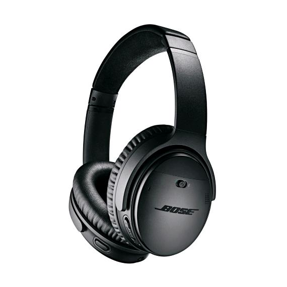 Bose QuietComfort 35 wireless Earphone II Black EU