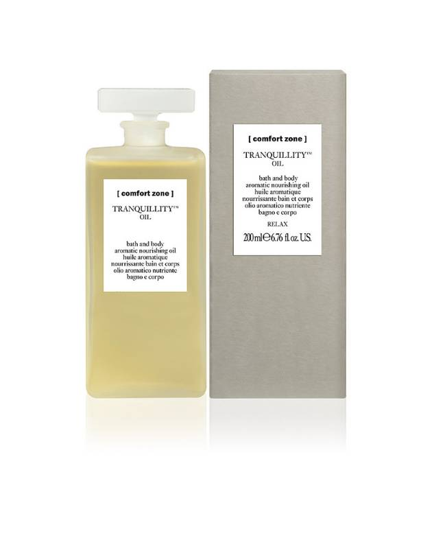 Zone Tranquillity Oil Olio Aromatico nutriente Bagno e Corpo