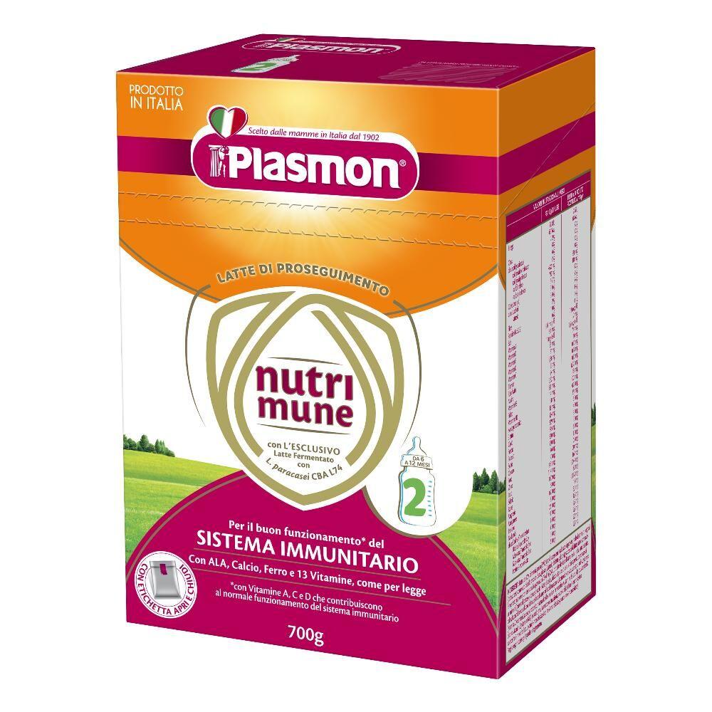 Plasmon (Heinz Italia Spa) Plasmon Nutrimune Ltt St2 700g