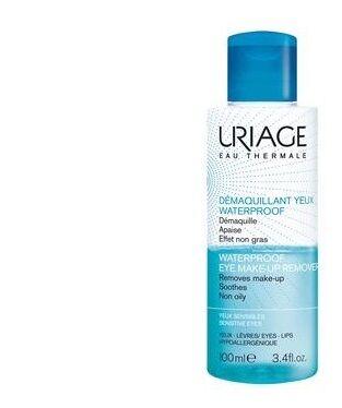Uriage Struccante Occhi Bifasico Waterproof 100 ml