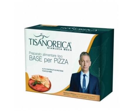 Gianluca Mech Spa Tisanoreica Base Per Pizza Senza Glutine 4 Preparati da 3,5g