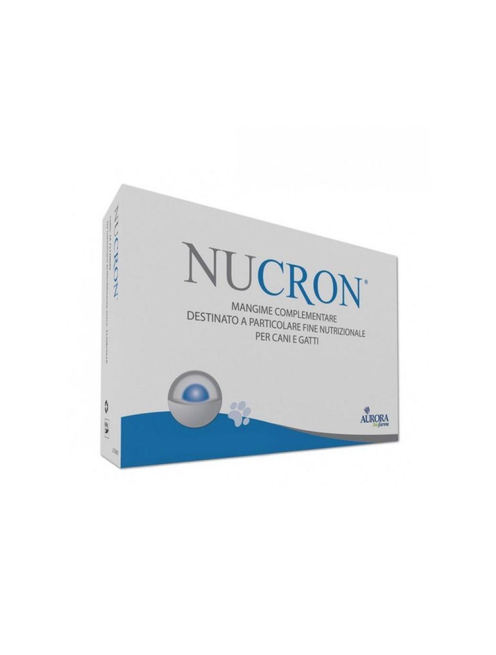 Aurora Biofarma Srl Nucron Maxi 60 Compresse