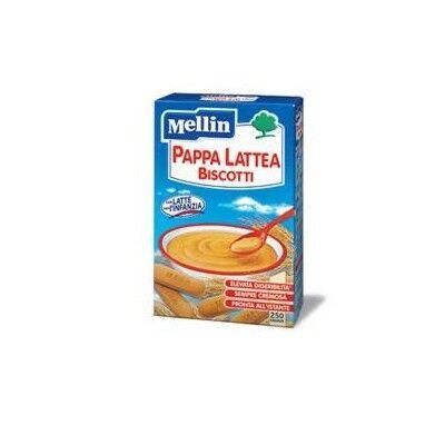 Mellin Pappa Latte Bisc250g Nf