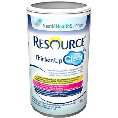 Nestle' It.Spa(Healthcare Nu.) Resource Thickenup Clear 125g