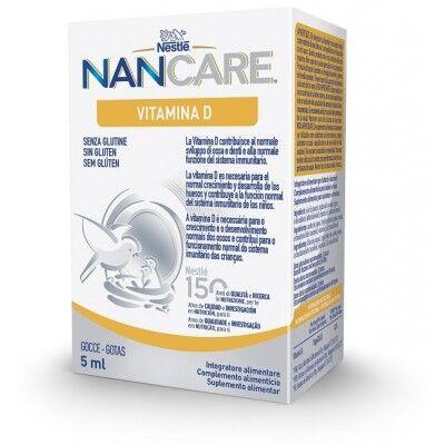 Nestle' It.Spa(Infant Nutrit.) Nancare Vitamina D Gocce 5ml