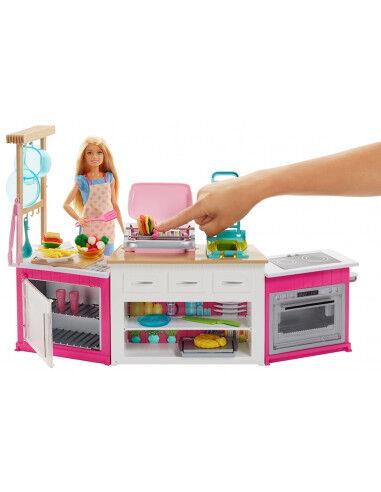 Mattel - Barbie La Cucina Dei Sogni Playset