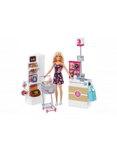 Mattel - Barbie Al Supermercato
