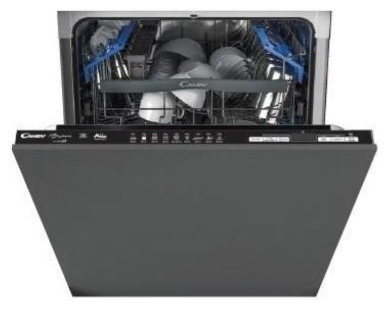 candy cdimn2d620pbr/e - lavastoviglie da incasso 16 coperti classe energetica: a++