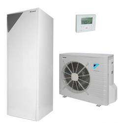 pompa di calore aria-acqua daikin con accumulo integrato non solare int11/h cr3 6/9 260l