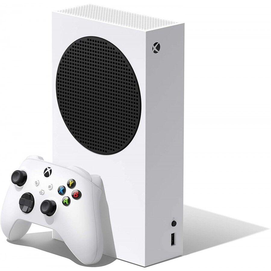 console xbox series s digital bianca 512gb