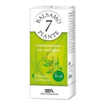 zeta farmaceutici spa balsamo 7 piante conc purif 30ml