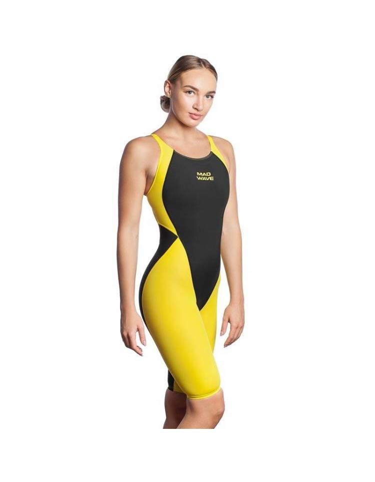 MadWave Costume Da Gara Nuoto Donna Revolution Approvato Fina