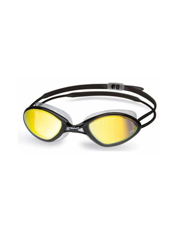 Occhialini Specchiati Nuoto Tiger Race Head