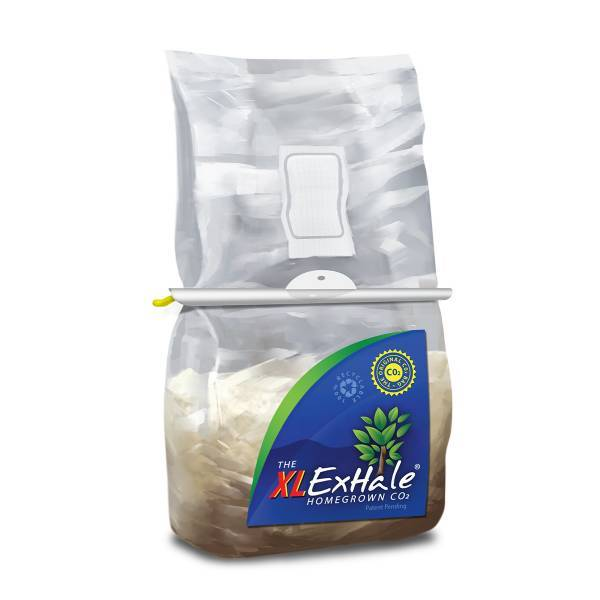 Homegrown Exhale Co2 Bag XL - Rilascio Naturale