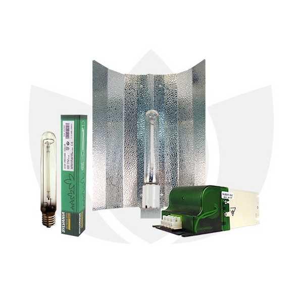 Sylvania Kit Illuminazione Indoor Easy - Sylvania Grolux AGRO 400W