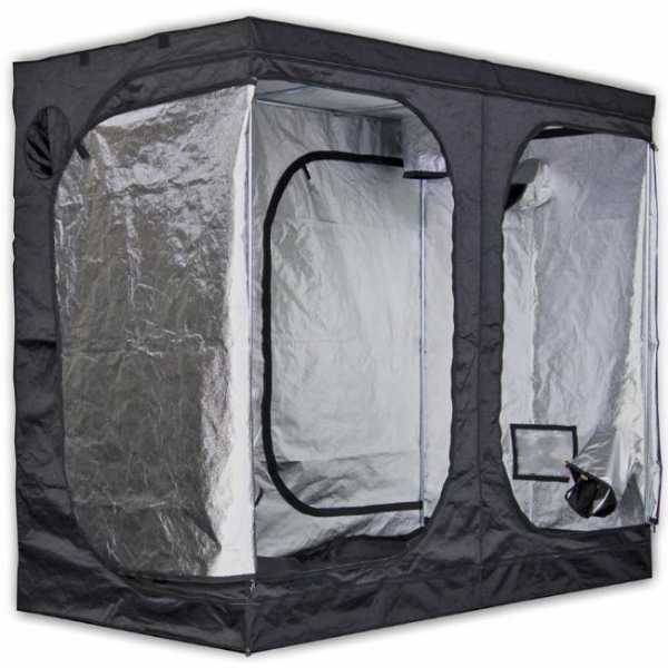 Mammoth PRO 240L - 240x120x200cm - Grow Box