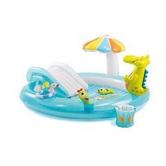 Intex Piscina Playcenter Alligatore 203x173x89 (57129)
