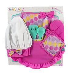 Play Circle Grembiule per cuoca fashion