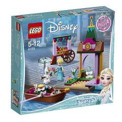 Lego Avventura al mercato di Elsa - Lego Disney Princess (41155)
