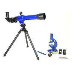 d.g. distributori microscopio e telescopio