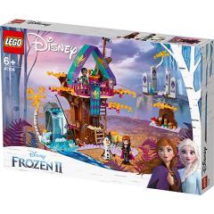 lego la casa sull'albero incantata frozen 2 - lego disney princess (41164)