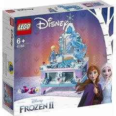 lego il portagioielli di elsa frozen 2 - lego disney princess (41168)