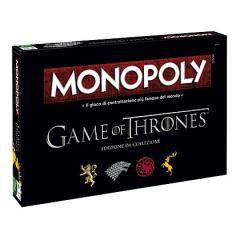 Winning Moves Monopoly Game of Thrones Trono di Spade (24389)
