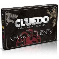Winning Moves Cluedo Game of Thrones Trono di Spade- deluxe (027410)