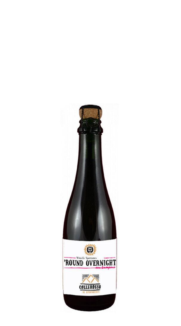 Collerosso Birra Sour 'Round Overnight Lampone' Collerosso - 37.5cl