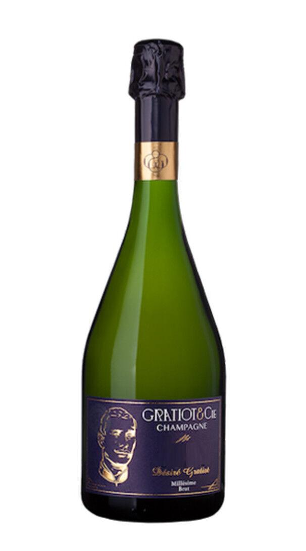 Gratiot & Cie Champagne Brut 'Désiré' Gratiot & Cie 2012