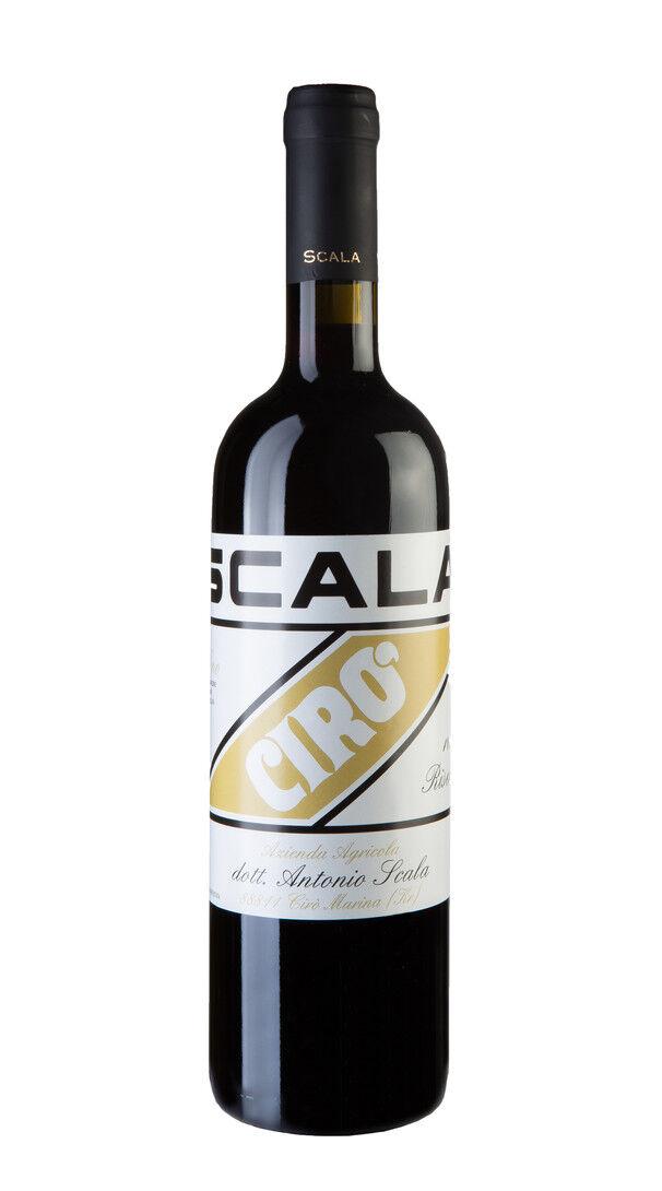 Scala Cirò Rosso Classico Superiore Riserva Scala 2015
