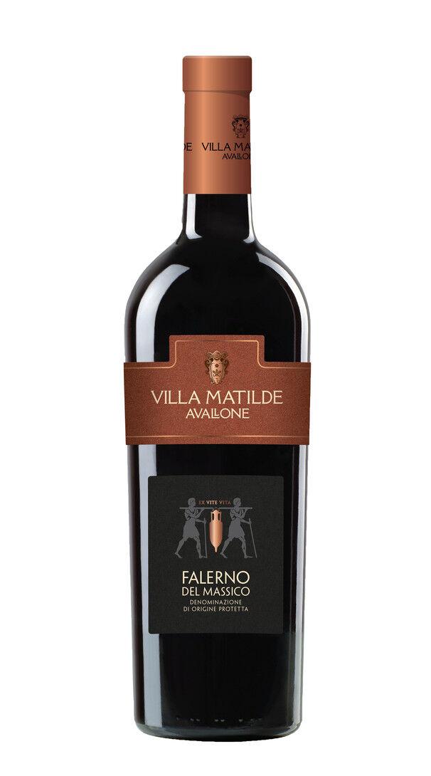 Villa Matilde Falerno del Massico Rosso Villa Matilde 2016