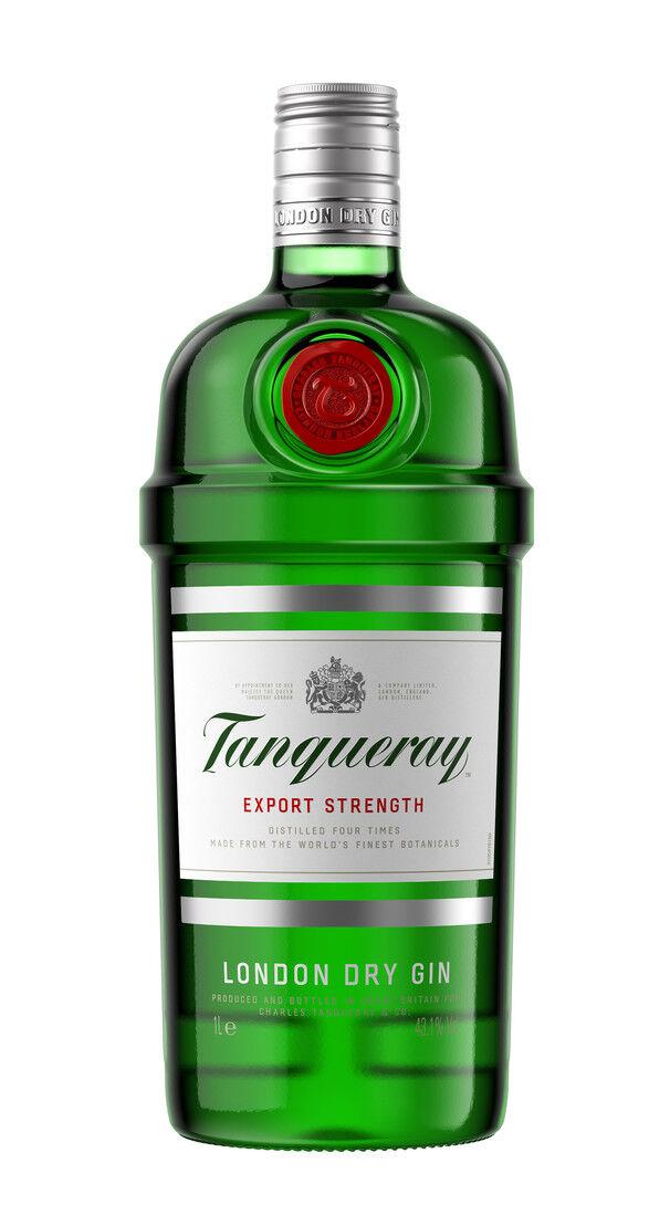 Cameronbridge - Tanqueray Gin London Dry Tanqueray - 100cl