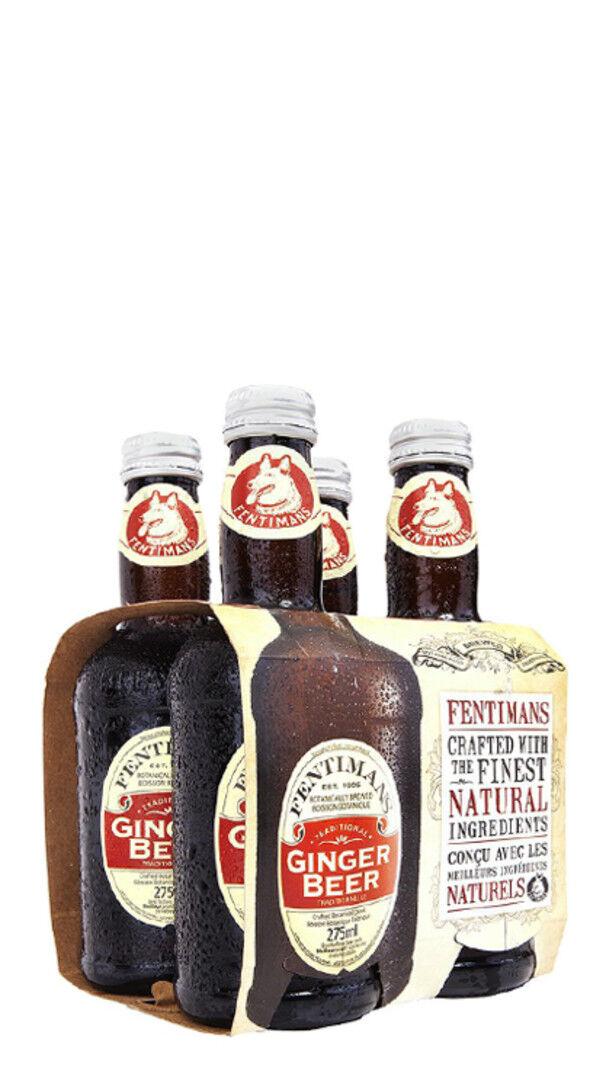Fentimans Ginger Beer Fentimans (4x20cl)