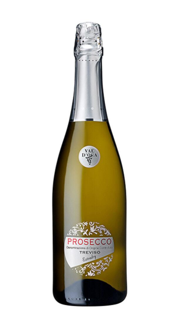 Val d'Oca Prosecco Extra Dry 'Argento' Val d'Oca
