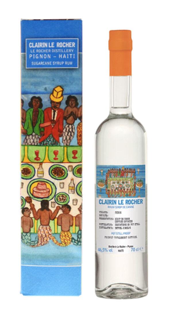 Clairin - The Spirit of Haiti Rum Clairin Le Rocher