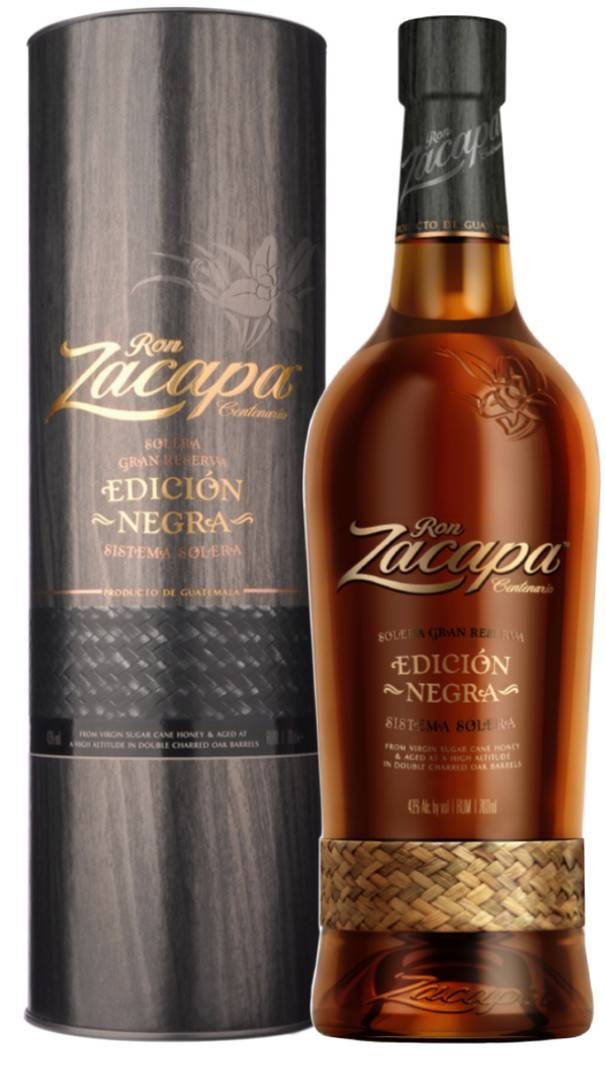 Zacapa Rum 'Edicion Negra' Zacapa - 100cl