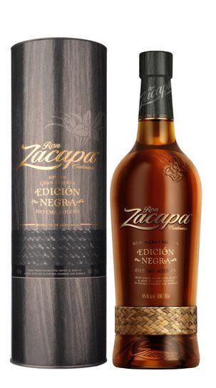 Zacapa Rum 'Edicion Negra' Zacapa
