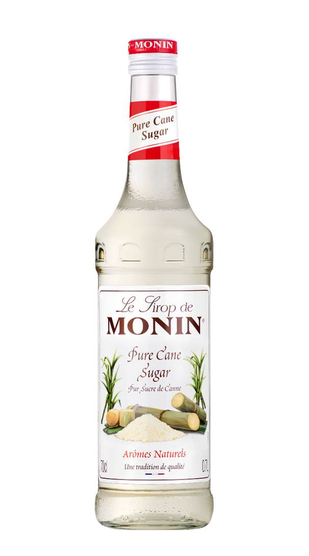 Monin Sciroppo Zucchero di Canna Monin