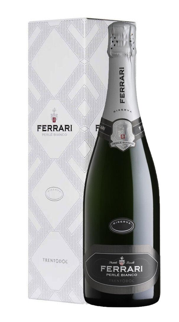 Ferrari Trento Spumante Riserva 'Perlé Bianco' Ferrari 2013