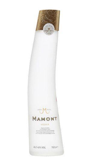 Mamont Vodka Mamont