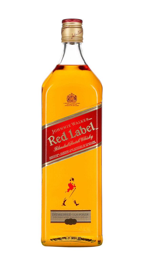 Johnnie Walker Whisky 'Red Label' Johnnie Walker