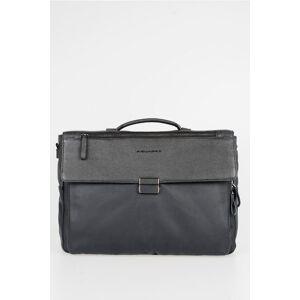 Piquadro LINE Cartella Porta Computer e Porta iPad®10.5/9.7 Nero taglia Unica
