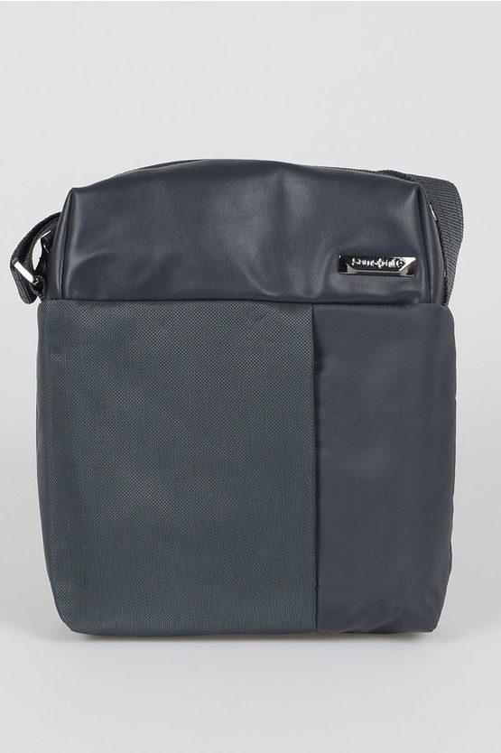 samsonite hi tech borsetta porta tablet 7.9'' grigio taglia unica